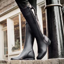 Kate Tassel Riding Boots