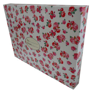 Red Roses Gift Box