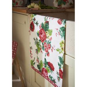 Alice Rose Cotton Tea Towel