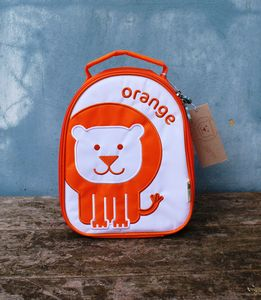 Colourful Animal Lunchbag - garden sale
