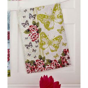 Botanica Cotton Tea Towel - sale by room