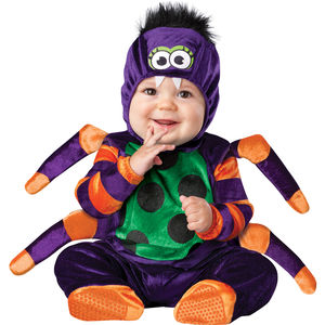 Baby's Spider Dress Up Costume