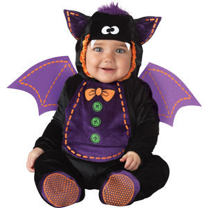 Baby's Bat Dress Up Costume