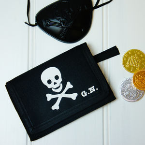 Personalised Boy's Wallet - baby & child sale