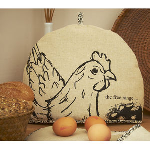 Free Range Linen Mix Tea Cosy - view all sale items