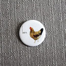 Hen Do Badge