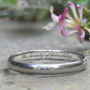 Best Friends Bangle