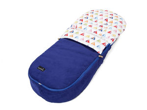Sail Away Luxury Footmuff - baby care