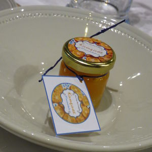 Jam Jar Wedding Favour - cakes & treats
