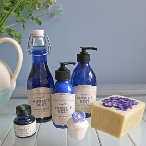 Quintessentially English Angel's Rest Range - bath & body
