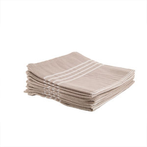 Cotton Napkin Set Of Six - napkins