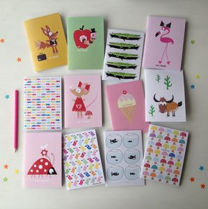 Children's Mini Notebook - back to school essentials