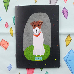 Hey Buddy Greeting Card