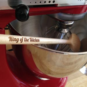 Spoon With A Personalised Message - baking