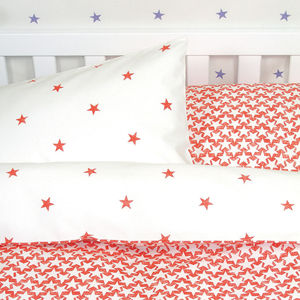 Stars And Stardust Bed Linen Set - bed linen