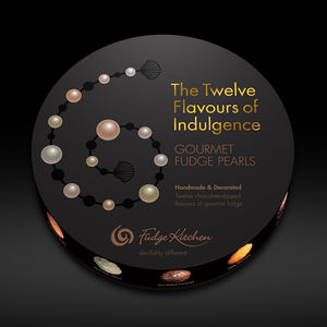 12 Flavours Of Indulgence Fudge Pearls
