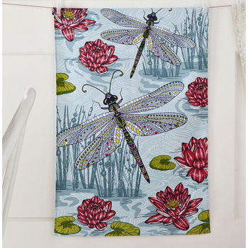 Tiffany Cotton Tea Towel