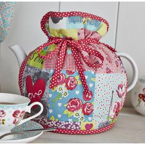 Vintage Kitchen Muff Tea Cosy