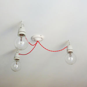 Festoon Chandelier Light