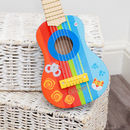 Personalised Wooden Toy Guitar