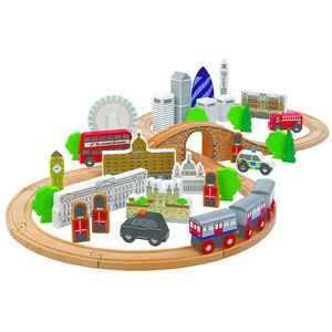 Train Sets And Accessories - play scenes