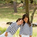 Breton Style Long Sleeved T Shirt