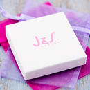 J & S Jewellery gift boxes