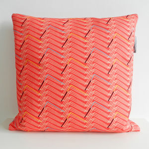 Prism Cushion Cover - patterned cushions