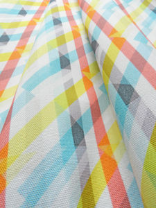 Glasshouse Cotton Fabric - throws, blankets & fabric