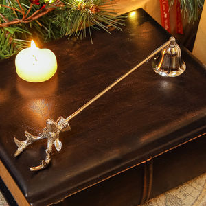 Stag Head Candle Snuffer - occasional supplies