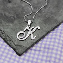 Personalised Alphabet Necklace