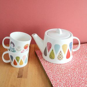 Retro Porcelain Tableware