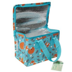 Rusty The Fox Thermal Lunchbag - picnics & barbecues