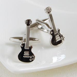 Guitar Cufflinks - cufflinks