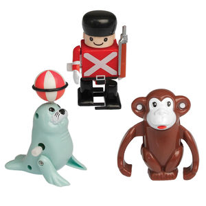 Wind Up Toy   Assorted - toys & games
