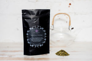 Yerba Mate - tea & infusions