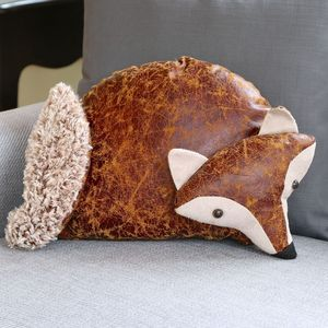 Fox Cushion - cushions