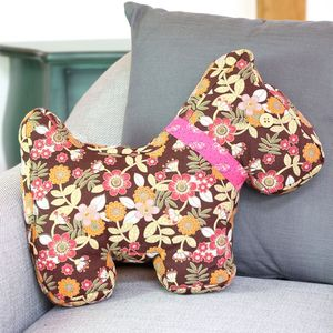 Ruby Dog Cushion - cushions