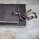 Eco Kubu Leather Photo Album