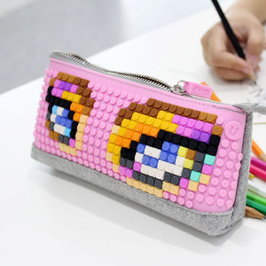 Design Your Own Pencil Case - writing