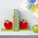 Childrens Apple Bookends