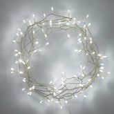 100 White Fairy Lights - christmas decorations