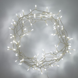 100 White Fairy Lights - room decorations