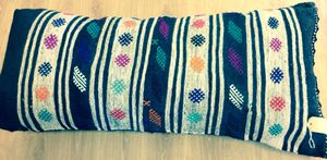 Extra Large Tribal Kilim Cushion - cushions