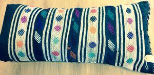 Extra Large Tribal Kilim Cushion - home