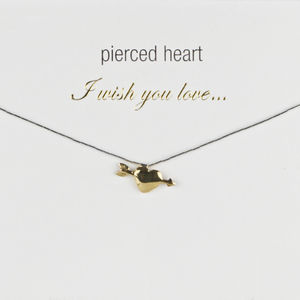 Heart For Love Necklace - charm jewellery