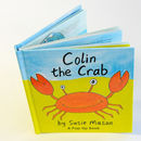 Colin The Crab Pop Up Book