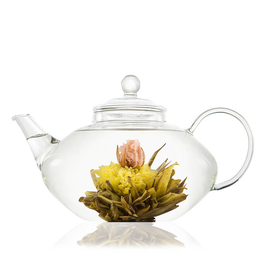 Prestige Glass Teapot With Infuser By The Exotic Teapot
