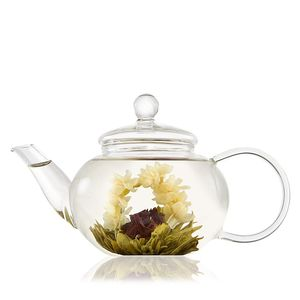 Classic Glass Teapot With Infuser