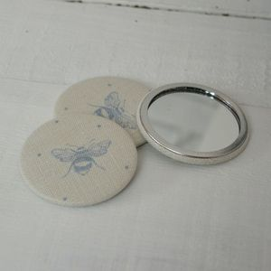 Blue Bee Compact Mirror